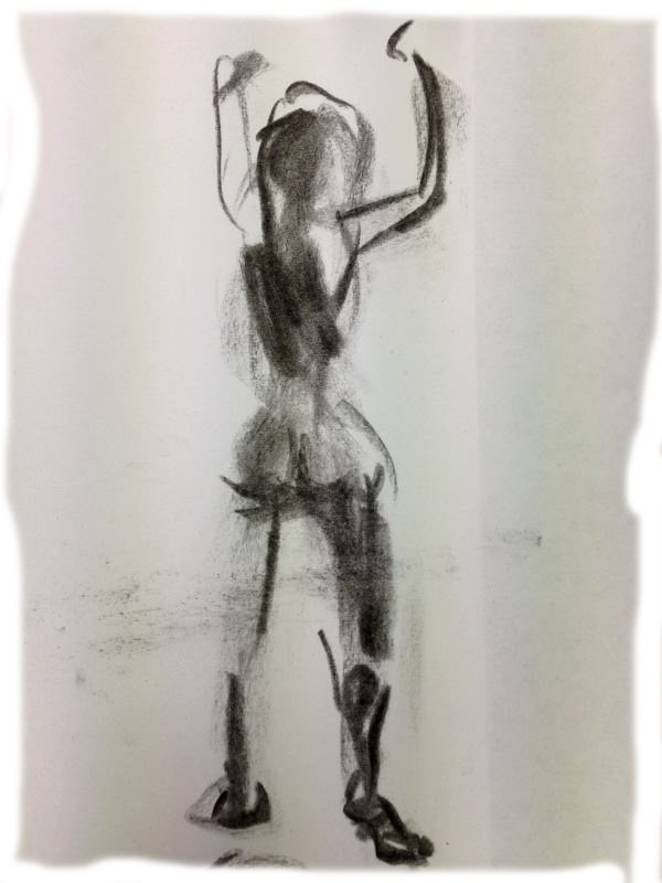 Figure Drawing 101 at Inglis Academy | www.inglisacademy.com