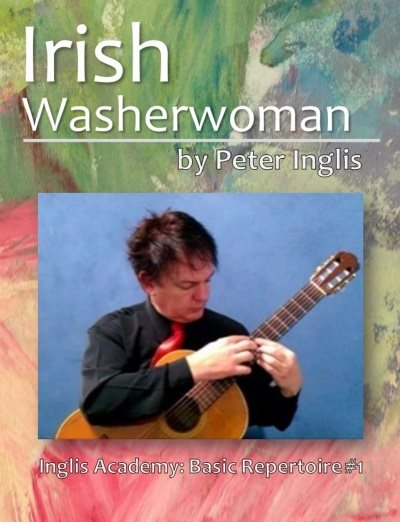 Irish Washerwoman by Peter Inglis