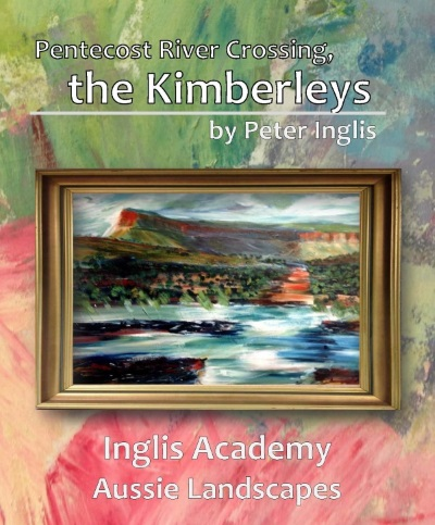 Art books by Peter Inglis.
