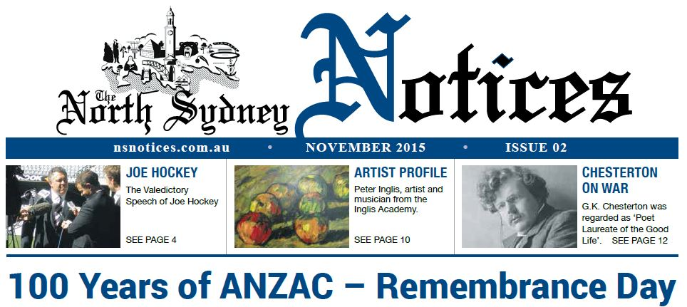 North Sydney Notices Issue 02