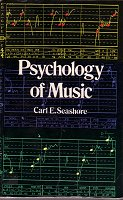 Carl E. Seashore - The Psychology of Music