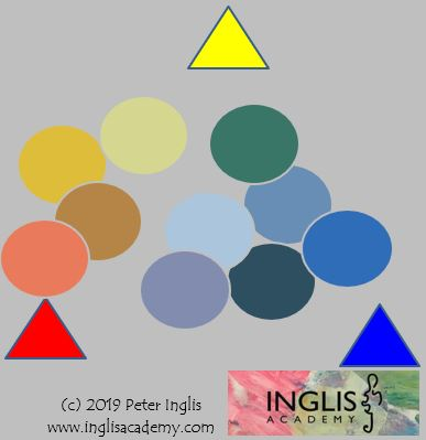 Colour 42: Acrylic painting lesson material by Peter Inglis. | Inglis Academy - www.inglisacademy.com