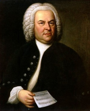 J. S. Bach - German Lutheran organist and one of the greatest musical minds in Western music.
