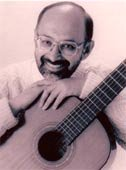 Richard Charlton, Composer and Guitarist.
