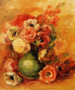 Still life with Roses, 1910