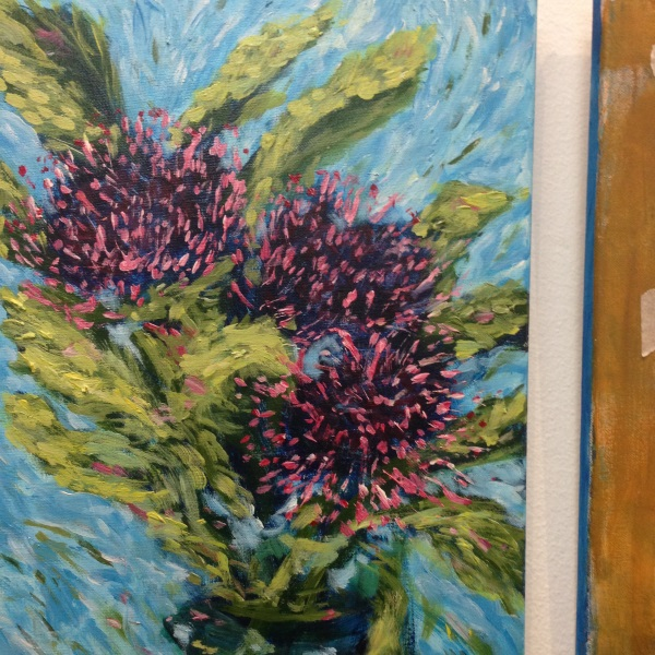 Learn Floral painting at Inglis Academy - www.inglisacademy.com